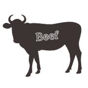 牛(ビーフ)のおやつ
