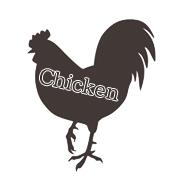 鶏(チキン)のおやつ
