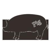 豚(ブタ)のおやつ