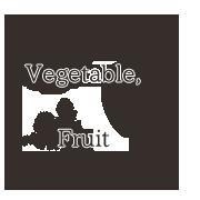 野菜・果物(やさい・フルーツ)のおやつ