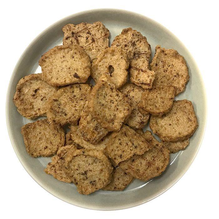 画像1: 国産(明石産) 天然真鯛(まだい)チップ 犬猫用 100g (1)